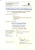 The ITI Education Week 2006